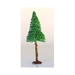 jehličnatý strom stř- vyšší kmen (koruna cca 5cm)