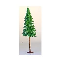 jehličnatý strom stř- vyšší kmen (koruna cca 9cm)