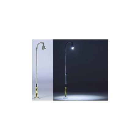 lampička TT -bílé světlo-LED 2000mcd