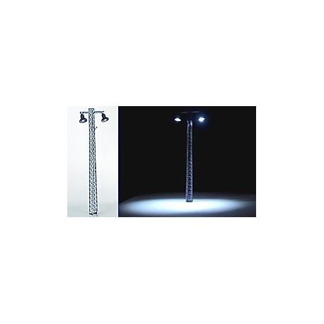 osvětlovací stožár HO - bílé světlo 2000mcd