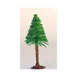 jehličnatý strom stř- vyšší kmen (koruna cca 3cm)