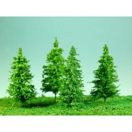 Jehličnatý strom Sis - výška cca 9cm