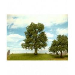 listnatý stromek listoví - výška cca 19cm
