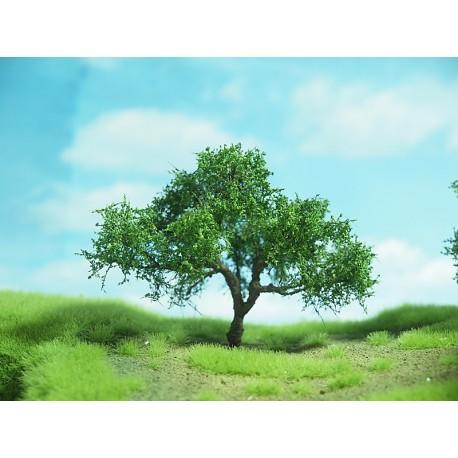 rozvětvený stromek - listoví výška cca 9cm