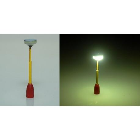 lampička TT ( červená/žlutá)