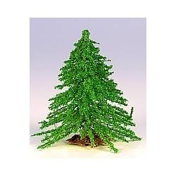 jehličnatý strom stř (výška cca 3cm)