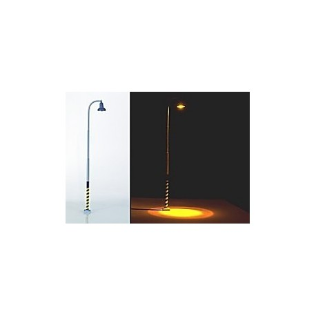 lampička HO -žluté světlo-LED 5000mcd